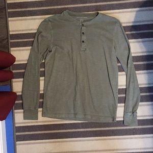 American Eagle Long Sleeve Shirt